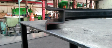 Steel Section Bending Image 11