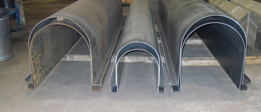 Steel Section Bending Image 32