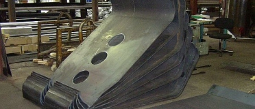 Steel Section Bending Image 23