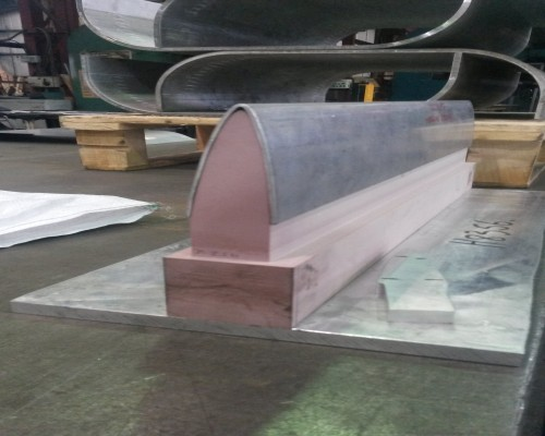 Steel Section Bending Image 8