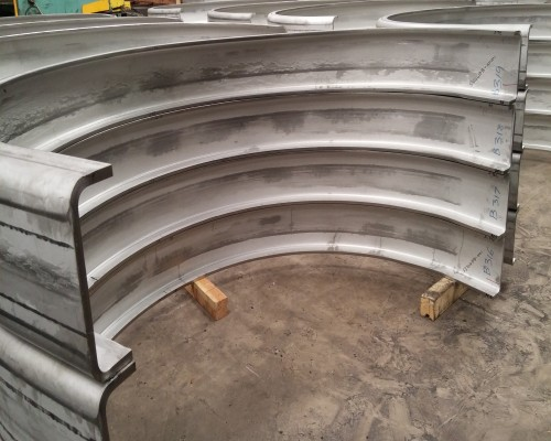 Steel Section Bending Image 31