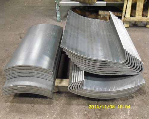 Steel Section Bending Image 35