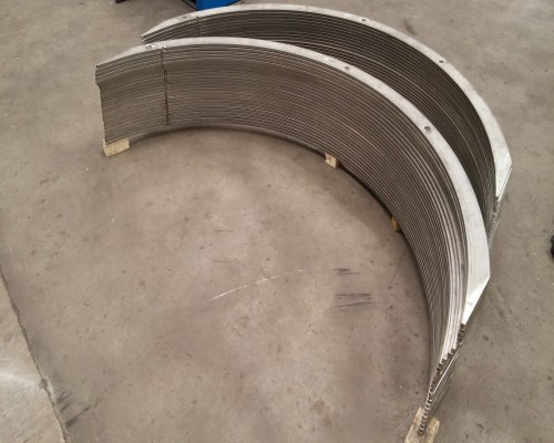 Steel Section Bending Image 16