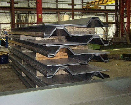 Steel Section Bending Image 21